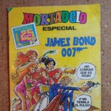 BDs: TEBEO DE MORTADELO ESPECIAL JAMES BOND 007 DEL AÑO 1983 Nº 171. Lote 239518970