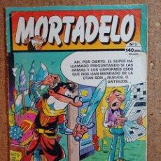 Tebeos: TEBEO DE MORTADELO DEL AÑO 1987 Nº 3. Lote 239519070