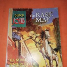 Tebeos: KARL MAY. SUPER JOYAS. Nº 49. EDITORIAL BRUGUERA S.A. 1982.. Lote 239564550