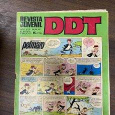 BDs: DDT. REVISTA JUVENIL. AÑO XIX - Nº 147 - III EPOCA. EDITORIAL BRUGUERA. Lote 239586520