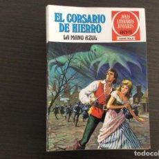 Tebeos: EL CORSARIO DE HIERRO COLECCIÓN COMPLETA EXCELENTE ESTADO. Lote 239586710