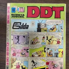 BDs: DDT. REVISTA JUVENIL. AÑO XVIII - Nº 93 - III EPOCA. EDITORIAL BRUGUERA. Lote 239587905