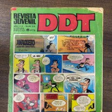 BDs: DDT. REVISTA JUVENIL. AÑO XX - Nº 210 - III EPOCA. EDITORIAL BRUGUERA. Lote 239588230