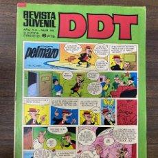 BDs: DDT. REVISTA JUVENIL. AÑO XX - Nº 198 - III EPOCA. EDITORIAL BRUGUERA. Lote 239593980