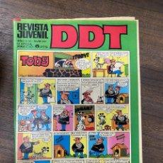 BDs: DDT. REVISTA JUVENIL. AÑO XXI - Nº 257 - III EPOCA. EDITORIAL BRUGUERA. Lote 239594045