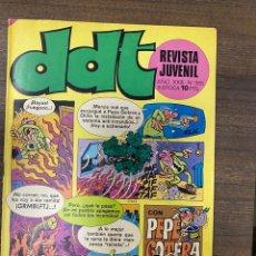 BDs: DDT. REVISTA JUVENIL. AÑO XXIII - Nº 385 - III EPOCA. EDITORIAL BRUGUERA. Lote 239594470