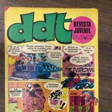 BDs: DDT. REVISTA JUVENIL. AÑO XXIV - Nº 406 - III EPOCA. EDITORIAL BRUGUERA. Lote 239594555