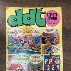 BDs: DDT. REVISTA JUVENIL. AÑO XXIII - Nº 382 - III EPOCA. EDITORIAL BRUGUERA. Lote 239594745