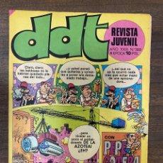BDs: DDT. REVISTA JUVENIL. AÑO XXIII - Nº 389 - III EPOCA. EDITORIAL BRUGUERA. Lote 239594835