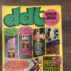 BDs: DDT. REVISTA JUVENIL. AÑO XXIV - Nº 399 - III EPOCA. EDITORIAL BRUGUERA. Lote 239594925