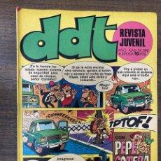BDs: DDT. REVISTA JUVENIL. AÑO XXIV - Nº 395 - III EPOCA. EDITORIAL BRUGUERA. Lote 239595135