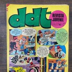 BDs: DDT. REVISTA JUVENIL. AÑO XXIV - Nº 403 - III EPOCA. EDITORIAL BRUGUERA. Lote 239596030