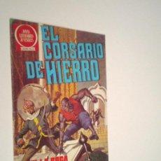 Tebeos: EL CORSARIO DE HIERRO - SERIE ROJA - NUMERO 4 - EDITORIAL BRUGUERA - BUEN ESTADO - GORBAUD. Lote 239671130