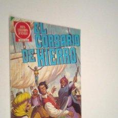 Tebeos: EL CORSARIO DE HIERRO - SERIE ROJA - NUMERO 3 - EDITORIAL BRUGUERA - BUEN ESTADO - GORBAUD. Lote 239671460