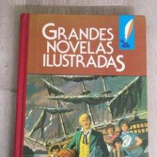 Tebeos: GRANDES NOVELAS ILUSTRADAS N. 5. Lote 239687735