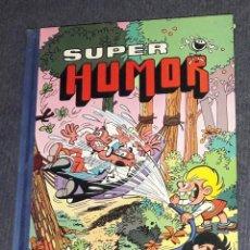 Tebeos: SUPER HUMOR VOLUMEN XIV 14 MORTADELO Y FILEMON ZIPI Y ZAPE EDITORIAL BRUGUERA. Lote 239755970