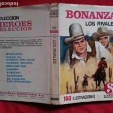Tebeos: LOS RIVALES - BONANZA 2. Lote 239773235