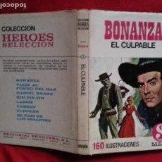 Tebeos: EL CULPABLE - BONANZA 3. Lote 239773575