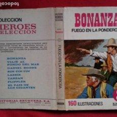 Tebeos: FUEGO EN LA PONDEROSA - BONANZA 4. Lote 239773885