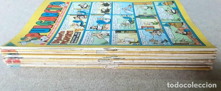 Tebeos: Pulgarcito revista para los jóvenes 3,5 pts/5 pts 15 numeros - Foto 2 - 239812725