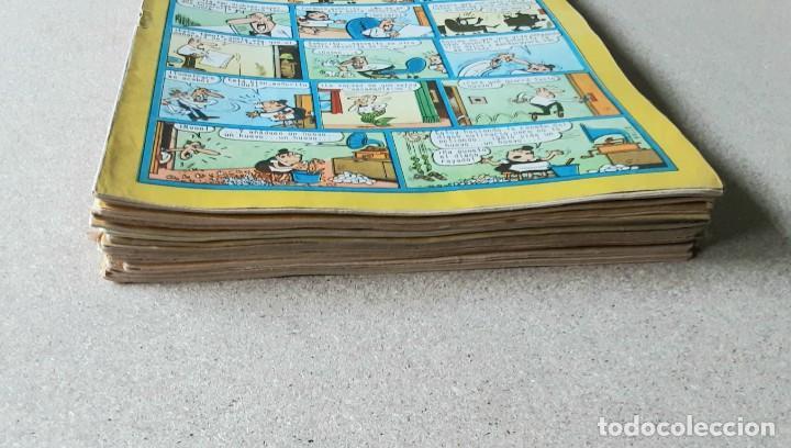 Tebeos: Pulgarcito revista para los jóvenes 3,5 pts/5 pts 15 numeros - Foto 3 - 239812725