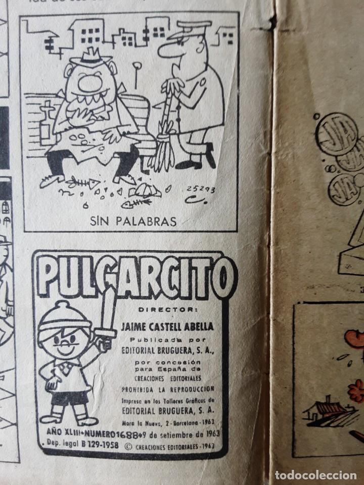 Tebeos: Pulgarcito revista para los jóvenes 3,5 pts/5 pts 15 numeros - Foto 5 - 239812725