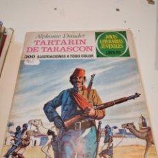 Tebeos: M-10 TBO TARTARIN DE TARASCON ALPHONSE DAUDET JOYAS LITERARIAS JUVENILES. Lote 239907975