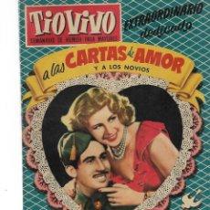 Tebeos: TIO VIVO EXTRAORDINARIO DEDICADO A LAS CARTAS DE AMOR Y A LOS NOVIOS. Lote 239964680
