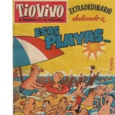 Tebeos: TIO VIVO -EXTRA DEDICADO A ESAS PLAYAS-. Lote 239965740