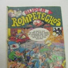 Livros de Banda Desenhada: SUPER ROMPETECHOS AÑO III Nº 12 DICIEMBRE DE 1980 BRUGUERA MUCHOS EN VENTA MIRA TUS FALTAS ARX63. Lote 240028395
