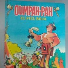 Tebeos: OUMPAH-PAH BRUGUERA 1982 RETAPADOS LOS 5 COMPLETO. Lote 240113775