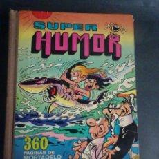 Livros de Banda Desenhada: SUPER HUMOR XIII - BRUGUERA 1976 PRIMERA 1ª EDICIÓN , VER FOTOS. Lote 240161850