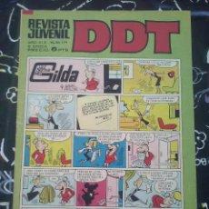 Livros de Banda Desenhada: BRUGUERA - DDT REVISTA JUVENIL NUM. 179 ( 6 PTS.) . MUYYY BUEN ESTADO. Lote 240384935
