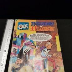 Livros de Banda Desenhada: COLECCIÓN OLÉ MORTADELO Y FILEMÓN NR. 96 BRUGUERA 5.ª EDICIÓN OCTUBRE 1983. Lote 240385430