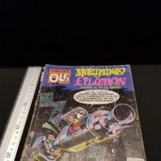 Livros de Banda Desenhada: COLECCIÓN OLÉ MORTADELO Y FILEMÓN NR. 96 BRUGUERA 5.ª EDICIÓN OCTUBRE 1983. Lote 240387185