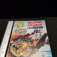 Livros de Banda Desenhada: COLECCIÓN OLÉ MORTADELO Y FILEMÓN NR 165 BRUGUERA 3.ª EDICIÓN MAYO 1985. Lote 240395960