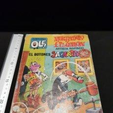 Livros de Banda Desenhada: COLECCIÓN OLÉ MORTADELO Y FILEMÓN NR 300 BRUGUERA 1.ª EDICIÓN NOVIEMBRE 1984. Lote 240412250