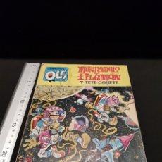 Livros de Banda Desenhada: COLECCIÓN OLÉ MORTADELO Y FILEMÓN NR 304 1.ª EDICIÓN ABRIL 1985. Lote 240413535