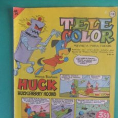 Tebeos: TELE COLOR Nº 118. Lote 240434090