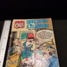 Livros de Banda Desenhada: COLECCIÓN OLÉ MORTADELO Y FILEMÓN NR.86 2.ª EDICIÓN 13-10-1975. Lote 240441630