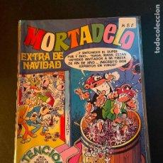 Livros de Banda Desenhada: BRUGUERA MORTADELO NUMERO EXTRA DE NAVIDAD MUY BUEN ESTADO. Lote 240514655