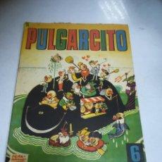Tebeos: REVISTA PARA LOS JÓVENES PULGARCITO. EDITORIAL BRUGUERA. PULGARCITO. EXTRA DE VACACIONES. Lote 240577105