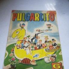 Tebeos: REVISTA PARA LOS JÓVENES PULGARCITO. EDITORIAL BRUGUERA. PULGARCITO. EXTRA DE VACACIONES. Lote 240577130