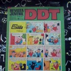 Livros de Banda Desenhada: BRUGUERA - DDT REVISTA JUVENIL NUM. 241 ( 6 PTS.) . MUYYY BUEN ESTADO. Lote 240589600