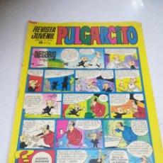 Tebeos: REVISTA PARA LOS JÓVENES PULGARCITO. EDITORIAL BRUGUERA. PULGARCITO. Nº 2136. OLEGARIO. Lote 240590940