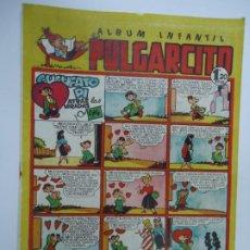 Tebeos: ALBUM INFANTIL PULGARCITO - Nº 101 - ED. BRUGUERA - 1948 (HELIODORO, ZIPI ZAPE, TRIBULETE, PIO. ETC). Lote 240680340