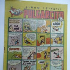 Tebeos: ALBUM INFANTIL PULGARCITO - Nº 67 - ED. BRUGUERA - 1948 (HELIODORO, ZIPI ZAPE, CARPANTA, VIRUTA. ETC. Lote 240680850