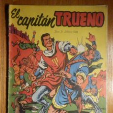 Tebeos: COMIC - EL CAPITÁN TRUENO - ALMANAQUE PARA 1959 - BRUGUERA - ORIGINAL. Lote 240747280