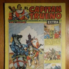Tebeos: COMIC - EL CAPITÁN TRUENO - EXTRA - Nº 15 AÑO I - ¡ DUELO DE COLOSOS ! - BRUGUERA - ORIGINAL. Lote 240747735