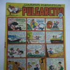 Tebeos: PULGARCITO - Nº 53 CUADERNOS HELIODORO HIPOTENUSO VISITA HONOLULÚ EN BUEN ESTADO MUY RARO. Lote 240835655